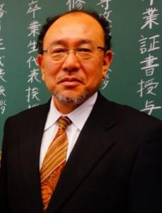 卒業式 朝倉先生