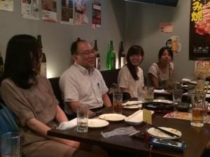 2014夏同窓会2