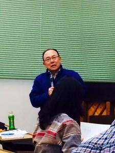 命の講座 朝倉先生