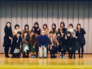 2015学生交流会①